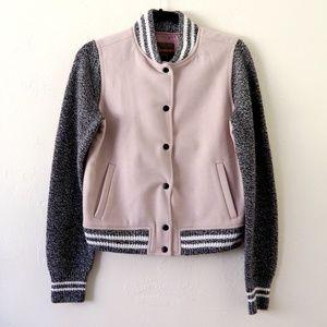 Madewell Wearmaster Outerwear Field Garment Wool